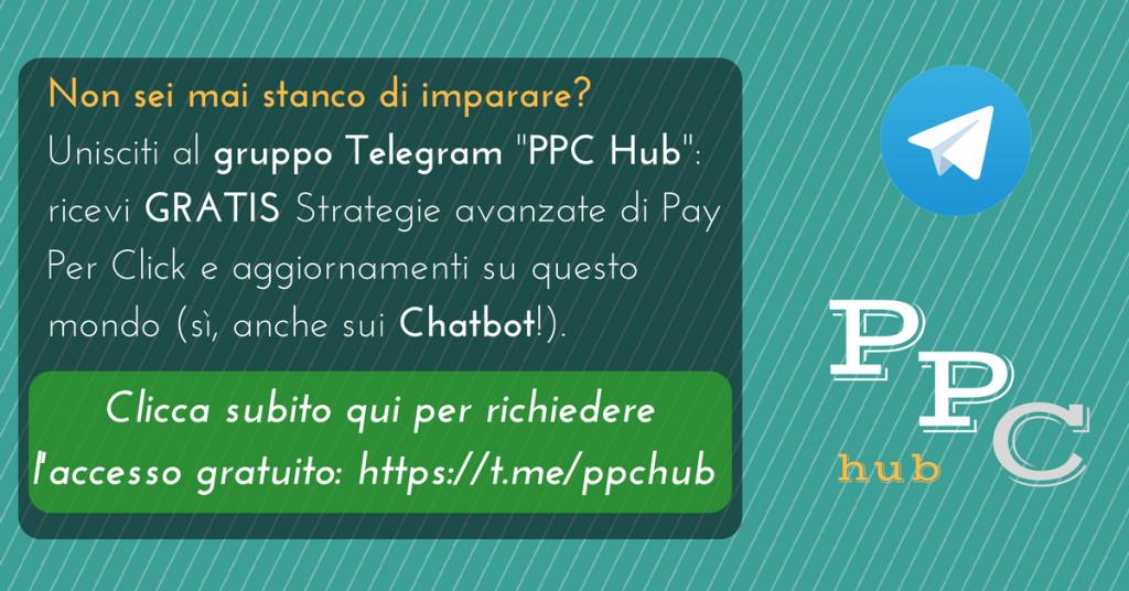 Banner PPC hub Chatbot